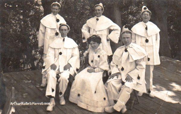 Arthur Alston's Pierrots, Prestatyn, 1908