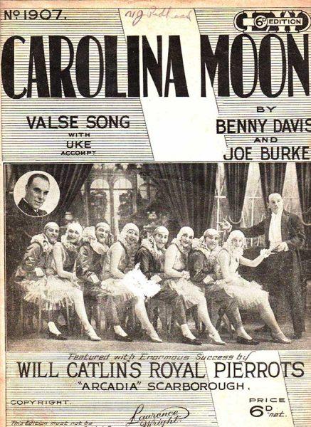 Carolina-Moon-songsheet