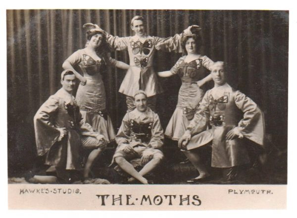 'The Moths', Plymouth