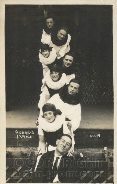 Aubrey's Lyrics 1934