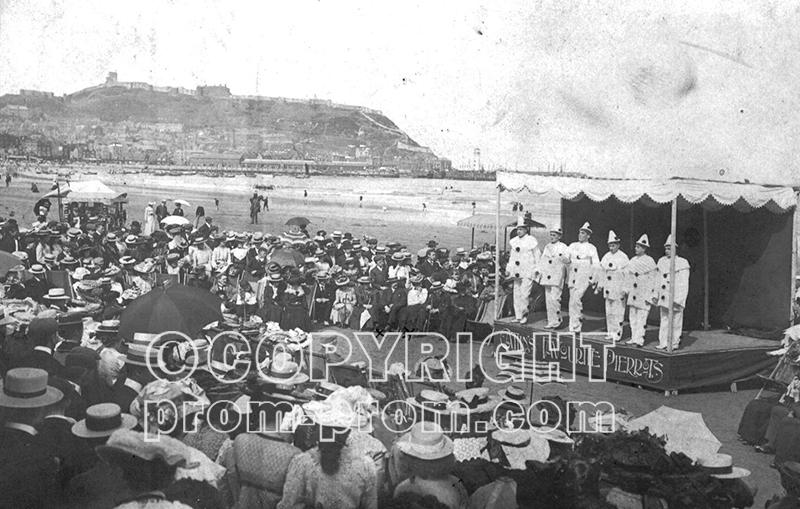 Catlin's Troupe 1902