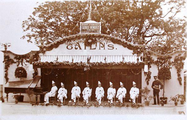 Catlin's venue Colwyn Bay 1907