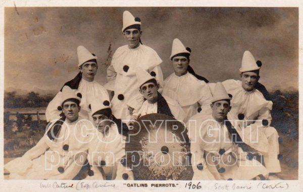 Catlin's Pierrots 1906