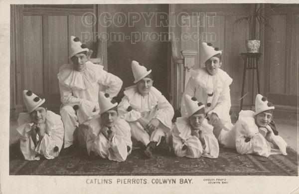 Catlin's Pierrots, Colwyn Bay