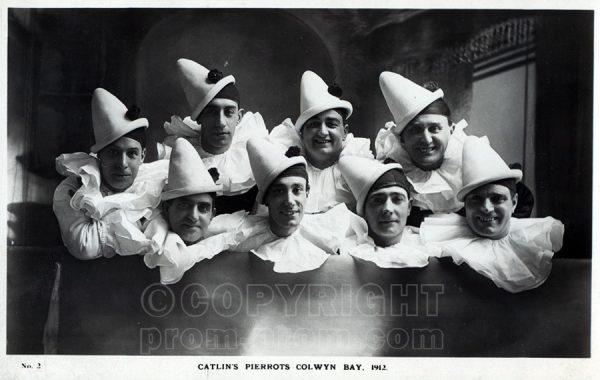Catlin's Pierrots, Colwyn Bay, 1912