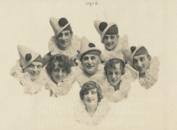 Catlin's Pierrots, Colwyn Bay, 1916