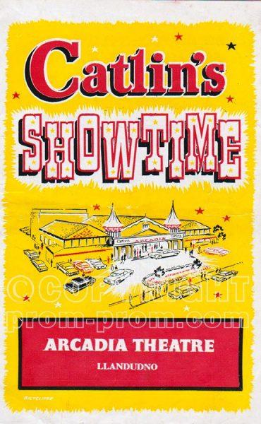 Catlin's Showtime Llandudno 1968