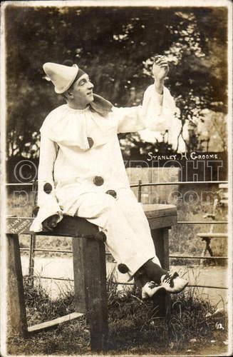 Catlin's Pierrots Stanley H Groome