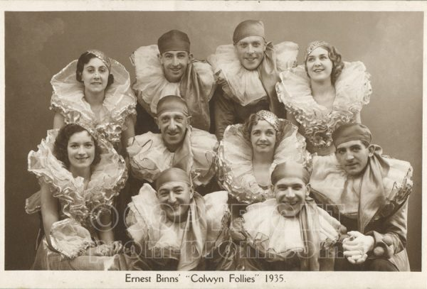Ernest Binns' Colwyn Follies 1935