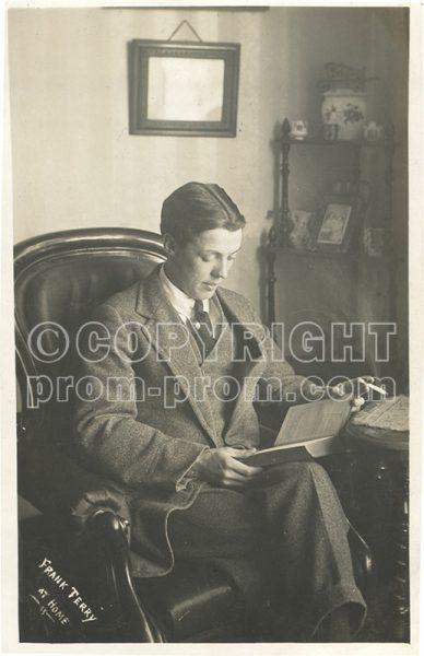 Frank Terry, 1913