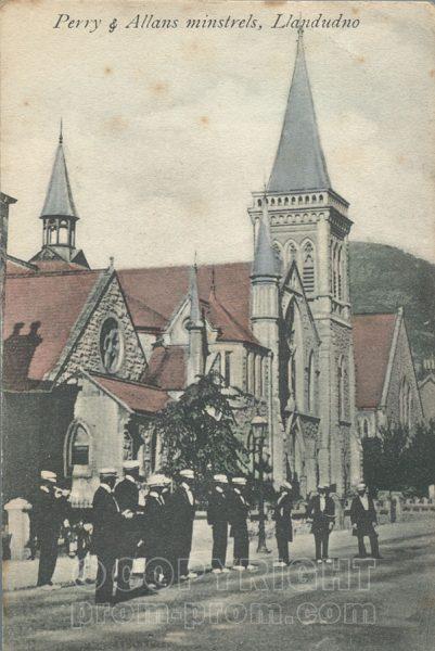 Perry & Allen's Minstrels 1904