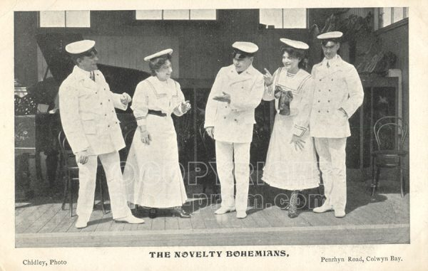 The Novelty Bohemians