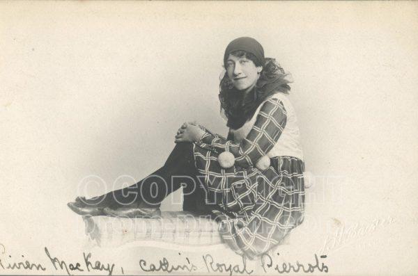 Vivien Mackay Catlin's Royal Pierrots Llandudno 1920