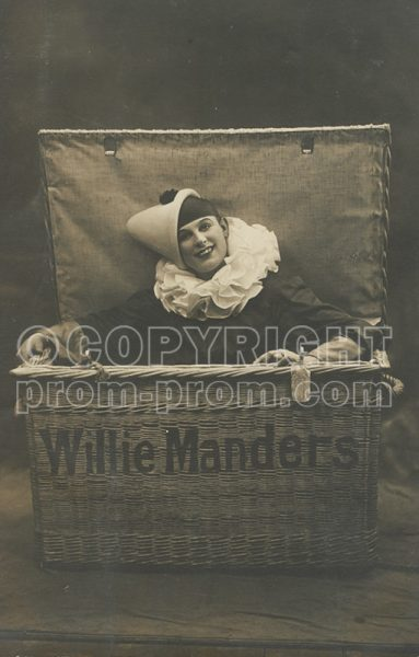Willie Manders 1913