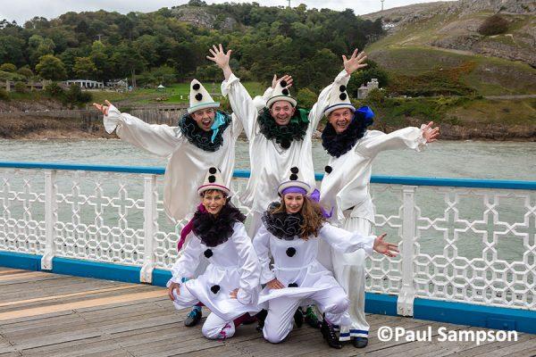 Pierrot-Weekend-copyright-PaulSampson-New-Follies-Llandudno-Pier
