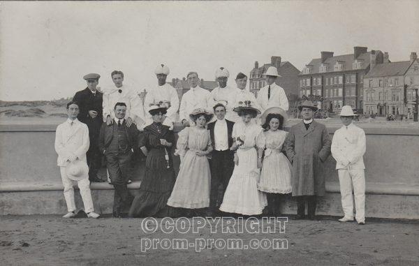 Adeler & Sutton's Pierrots Gay River Company, Rhyl