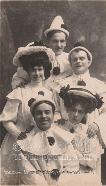 Adeler & Sutton's Pierrots, Llandrindod Wells