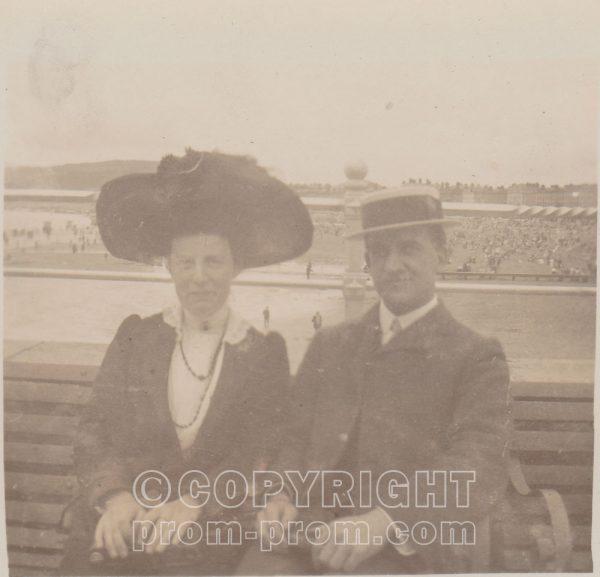 Adeler's Arcadians, TBC Mollie Mason, Herbert de Crez, maybe at Llandrindod Wells