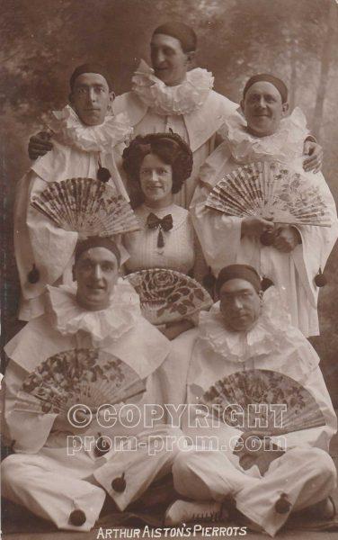 Arthur Aiston's Pierrots, Prestatyn, 1910
