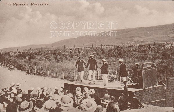 Arthur Alston's Pierrots (TBC), Prestatyn, 1919
