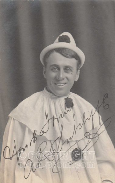 Arthur Sutcliffe, Adeler & Sutton's Pierrots, Rhyl