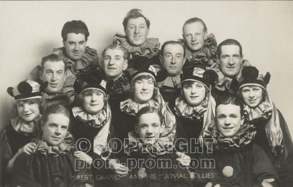 Bert Grapho and his Jovial Jollies, Happy Valley 1923