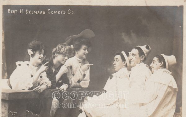 Bert H Delmars Comets Company, Rhyl