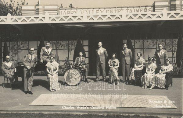 Charles Wade's Concord Follies 1934