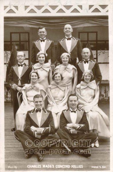 Charles Wade's Concord Follies 1925