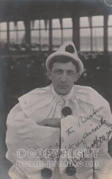 Donal McDougal, Adeler & Sutton's Pierrots, Rhyl