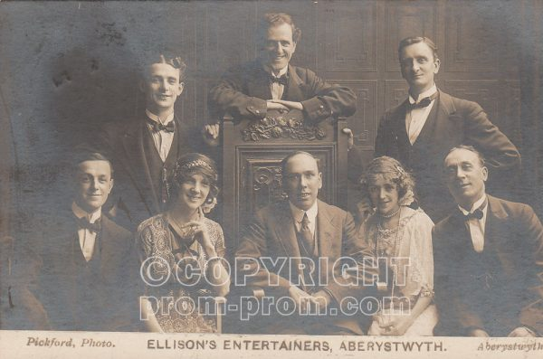 Ellison's Entertainers, Aberystwyth, Pickford photo