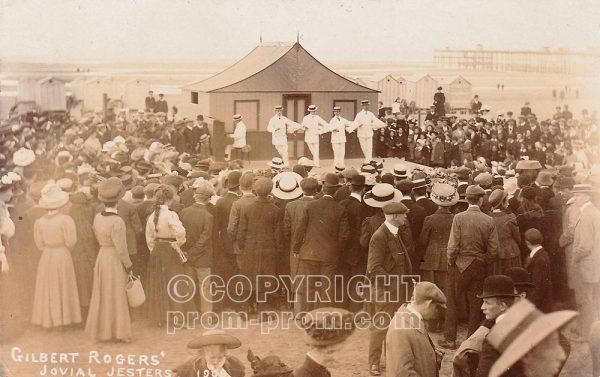 Gilbert Rogers' Jovial Jesters, Rhyl, 1909