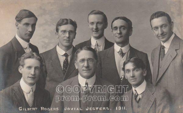 Gilbert Rogers' Jovial Jesters, Rhyl, 1911