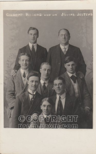 Gilbert Rogers' Jovial Jesters, Rhyl (Front)