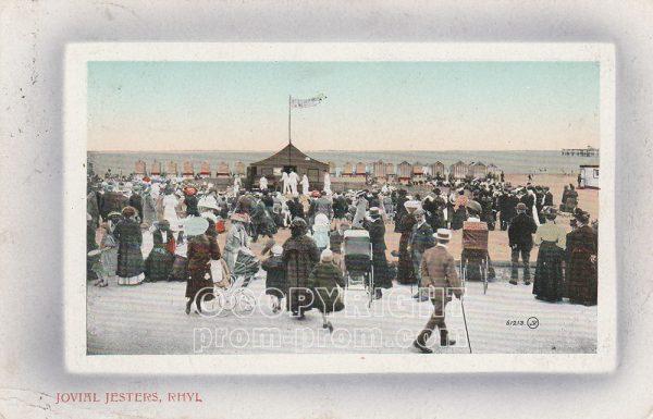 Rhyl, 1912