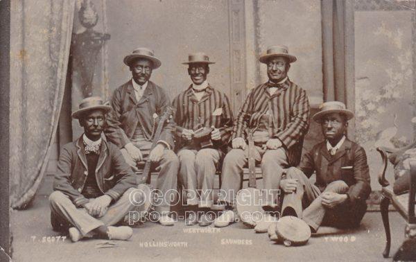 Royal Osbourne Minstrels (TBC), Llanfairfechan