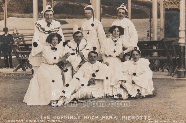 Ted Hopkins's Rock Park Pierrots