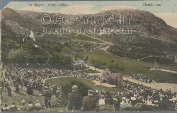 'The-Niggers', Happy Valley 1903