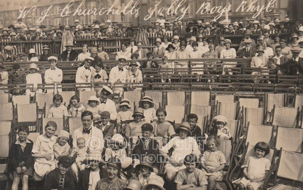 WJ Churchill's Jolly Boys, Rhyl