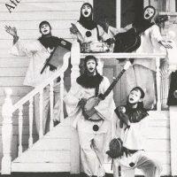 Pierrotters -Postcard